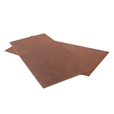 universal einseitig Bakelitplatte Board für DIY-Projekt (2-Stück-Packung)