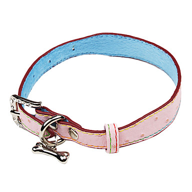 Adjustable Little Spot Pattern Collar for Dogs(S-L)