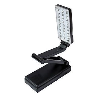 1PCS 220V Rechargeable 27LED 2W Fold Eyeshield Reading Table Desk Lamp