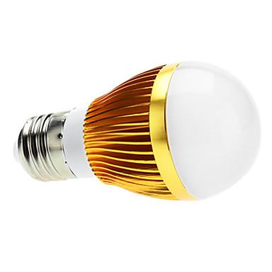 Dimmbar Kugelbirnen A50 E26/E27 6 W 600 LM 6000K K 3 High Power LED Natürliches Weiß AC 220-240 V