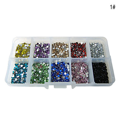 470pcs Other Nail Decorations