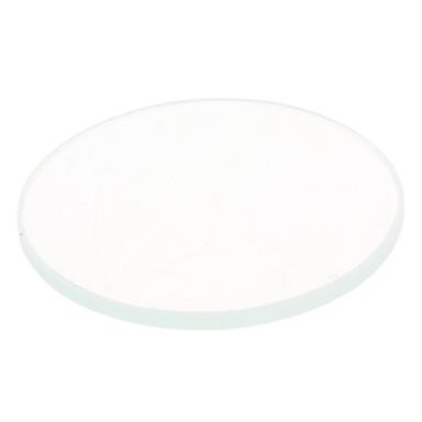 손전등을위한 28mm 교체 유리 렌즈 (1.5mm)