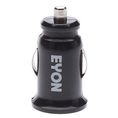 EYON RCF-R4 Mini Dual USB Car Cigarette Charger for Samsung Galaxy S3 I9300 m.fl.