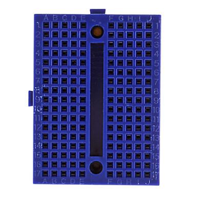 170 Point Solderless Pcb Bread Board Board (Blue)