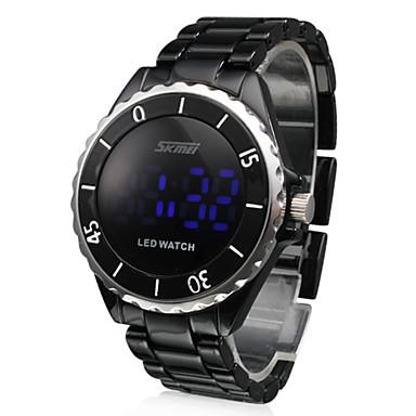 Elegante orologio LED (blu) unisex
