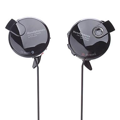 FM 라디오와 스포츠 충전 TF 카드 MP3 플레이어 Heaphone