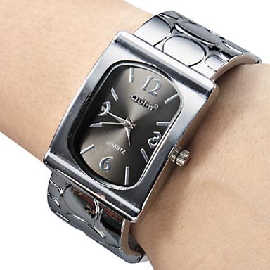 Women's Bracelet Steel Analog Quartz Watch (Silver) Cool Watches Unique Watches