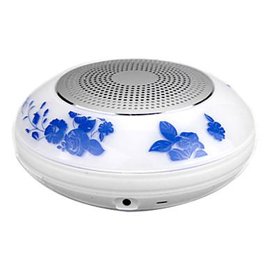 Blue and White Porcelain Bluetooth 3.0 Speaker