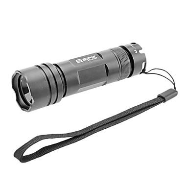 SK51 Mini 1-Mode Cree XM-L T6 LED Flashlight (200LM, 1xAA)