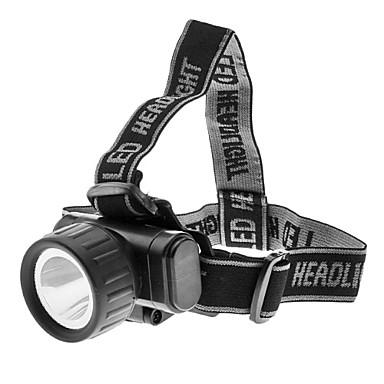 1-Modalità 1W LED fari (2xAA)