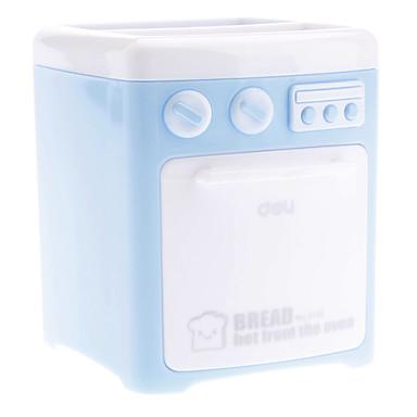 Mini Gas Oven Design Pen Stand Holder Brush Pot
