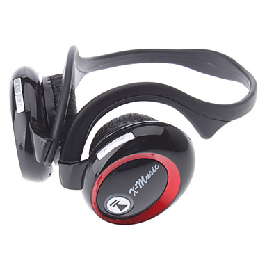 X6 Bluetooth+Mp3+FM 3-i-1 Sterep Headset
