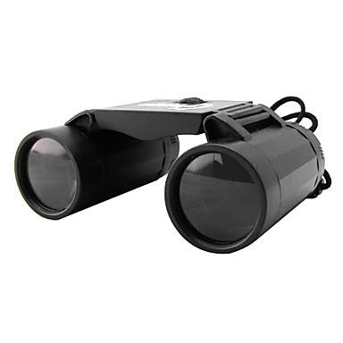 2.5 X 26 mm Binoculares El plastico