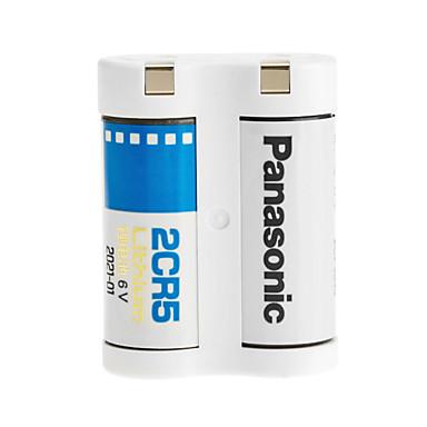 Panasonic 6V al litio della batteria della fotocamera 2CR5