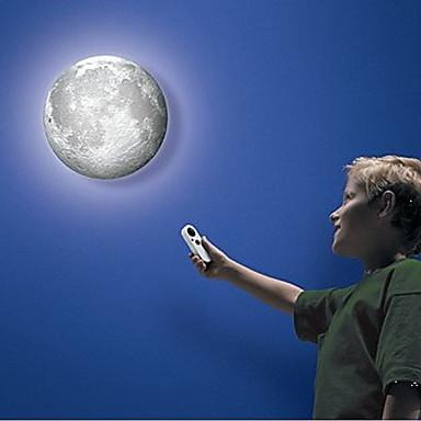 Lua Iluminada de Controlo Remoto