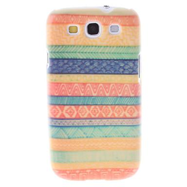 Hieno muotoilu Kestävä Hard Case for Samsung Galaxy S3 I9300