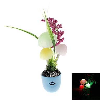 Night Light ABS powered 1 Light 17.5*8.5*2.5cm