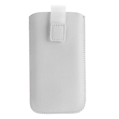 protettivo leggero della cassa del sacchetto di cuoio dell'unità di elaborazione di superficie per 5/5s iPhone e iPhone 4 (colori assortiti)