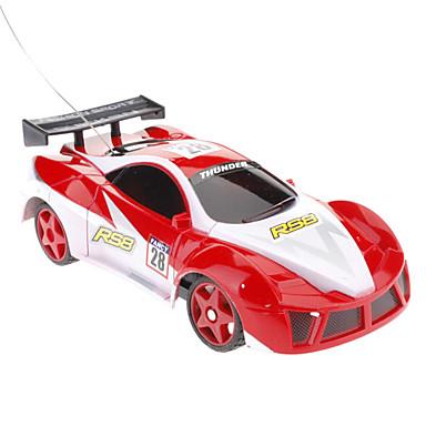 01:32 Anda 4 canaux radio voiture de course (Modèle: 6688, couleurs assorties)