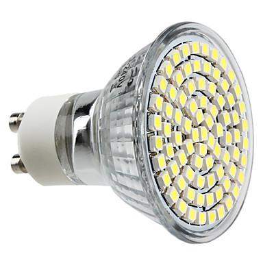 3.5 W- MR16 - GU10 - Spotlamper (Natural White 300 lm- AC 220-240