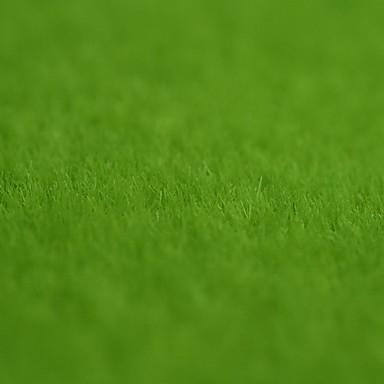 Garden Decoration 0.5x0.5m Short Bright Green Model Landscape Grass Mat