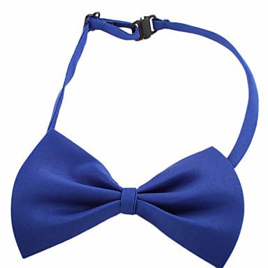 Elegante Azul Accesorios arco de mascotas