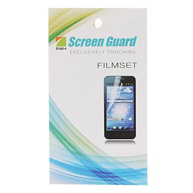 HD protetor de tela com pano de limpeza para o Samsung I9100 Galaxy S2