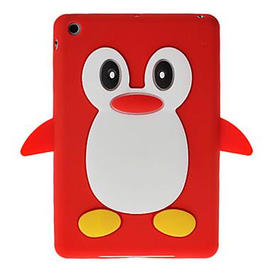 pingviini suunnittelu pehmeä kotelo iPad Mini 3, ipad mini 2, iPad Mini (eri värejä)