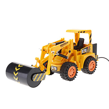 Liebaowang Street Roller Remote Control Simulation Engineering Vehicle (Model:8023)