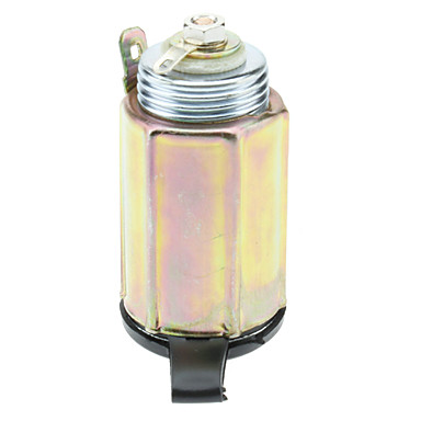 20646 Waterproof DIY Car Cigarette Lighter Power Plug Adapter - Copper + Silver