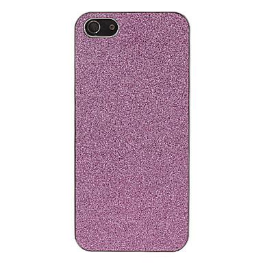 Para Capinha iPhone 5 Other Capinha Capa Traseira Capinha Brilho com Glitter Rígida PCiPhone 7 Plus / iPhone 7 / iPhone 6s Plus/6 Plus /