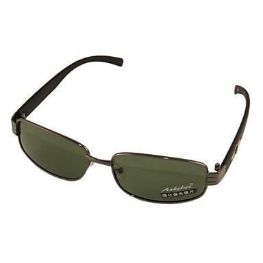 Men's Dark Green UV Protection Polaroid Sunglasses