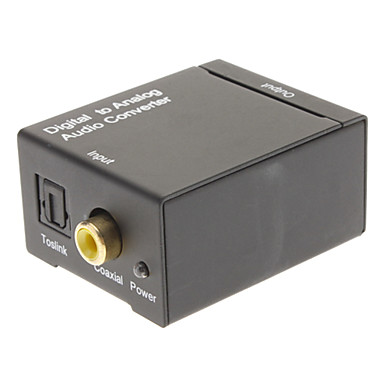 baratos Cabos e Adaptadores-Digital para analógico conversor RCA F / F p/n007