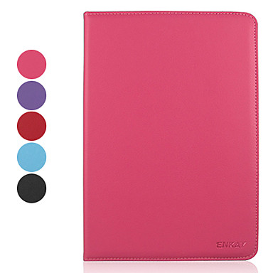 360 Degree Rotating Lichee Pattern PU Leather Case with Stand for Samsung Galaxy Tab 2 10.1 P5100/P5110 (Assorted Colors)