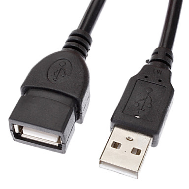 USB 2.0 Extension cord M/F Cable (3M)