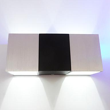 Duvar ışığı Ortam Işığı 2W 90-240V Birleştirilmiş LED Modern/Çağdaş Eloktrize Kaplama