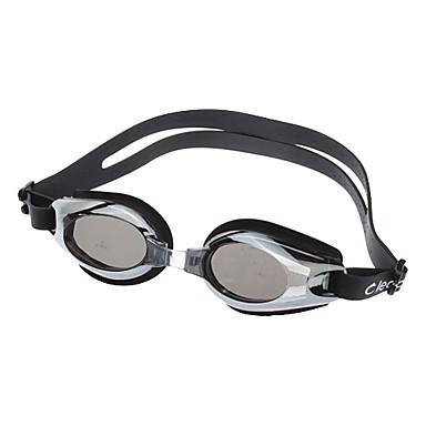 MC-8100 Swimming Tools Set (Swimming Goggle + Earplugs) Random Color
