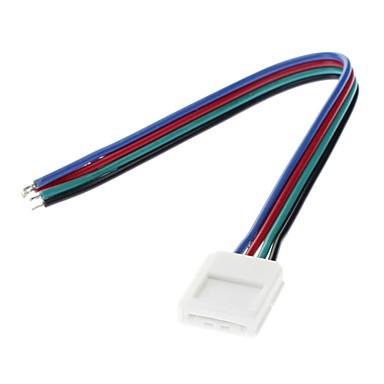 SMD 5050 Aydınlatma aksesuar ABS Elektrik kablosu