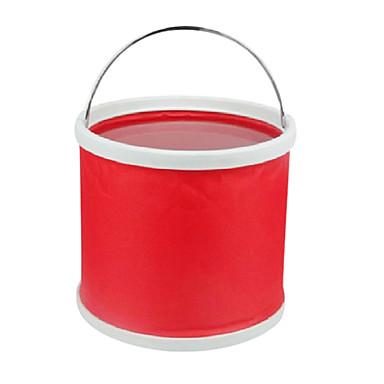 9-Litre Katlanabilir Su Kova (Kırmızı)