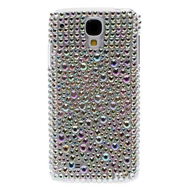 Blinking Rhinestone Decorated Hard Case for Samsung Galaxy S4 I9500