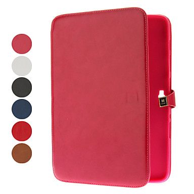 PU Leather Case with Stand and Card Slot for Samsung Galaxy Note 10.1 N8000 (Assorted Colors)