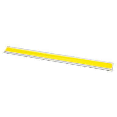 ieftine LED-uri-zdm diy 10w 170 x 15mm 900-1000lm cald alb 3000-3500k emițător cu LED-uri subțiri îngroșate (dc12v)
