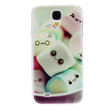 Lovely Cotton Candy Pattern Hard Case for Samsung Galaxy S4 I9500