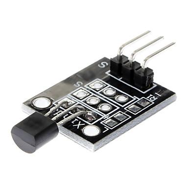 LM35 Linear Temperature Sensor Module - Black