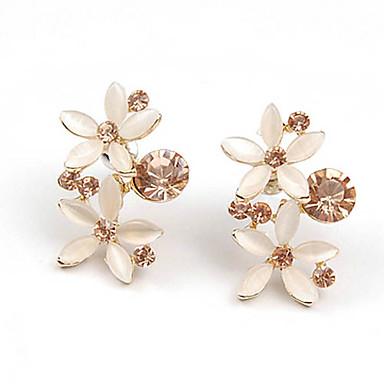 Sweety Flower Shape Stud Earring