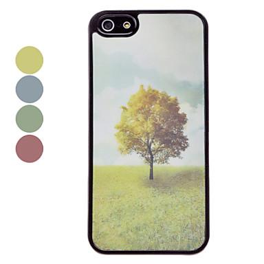 3d veranderende seizoenen image harde case voor iPhone 5/5s