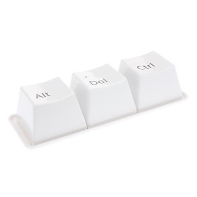 ctrl + alt + del model klavye tarzı 350ml fincan seti