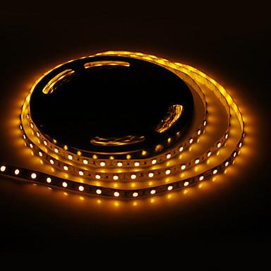 120W 10M 600x5050 SMD Gul LED Strip Light (DC12V)