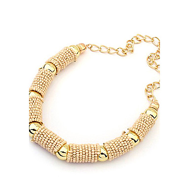 Women's Choker Necklace - Bohemian Handmade Fashion European Necklace For Party Daily