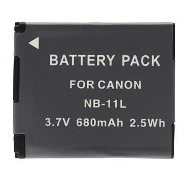 NB-11L akku UUSI Canon PowerShot A2500 IXUS 140 132 135 (680mAh, 3.7V)